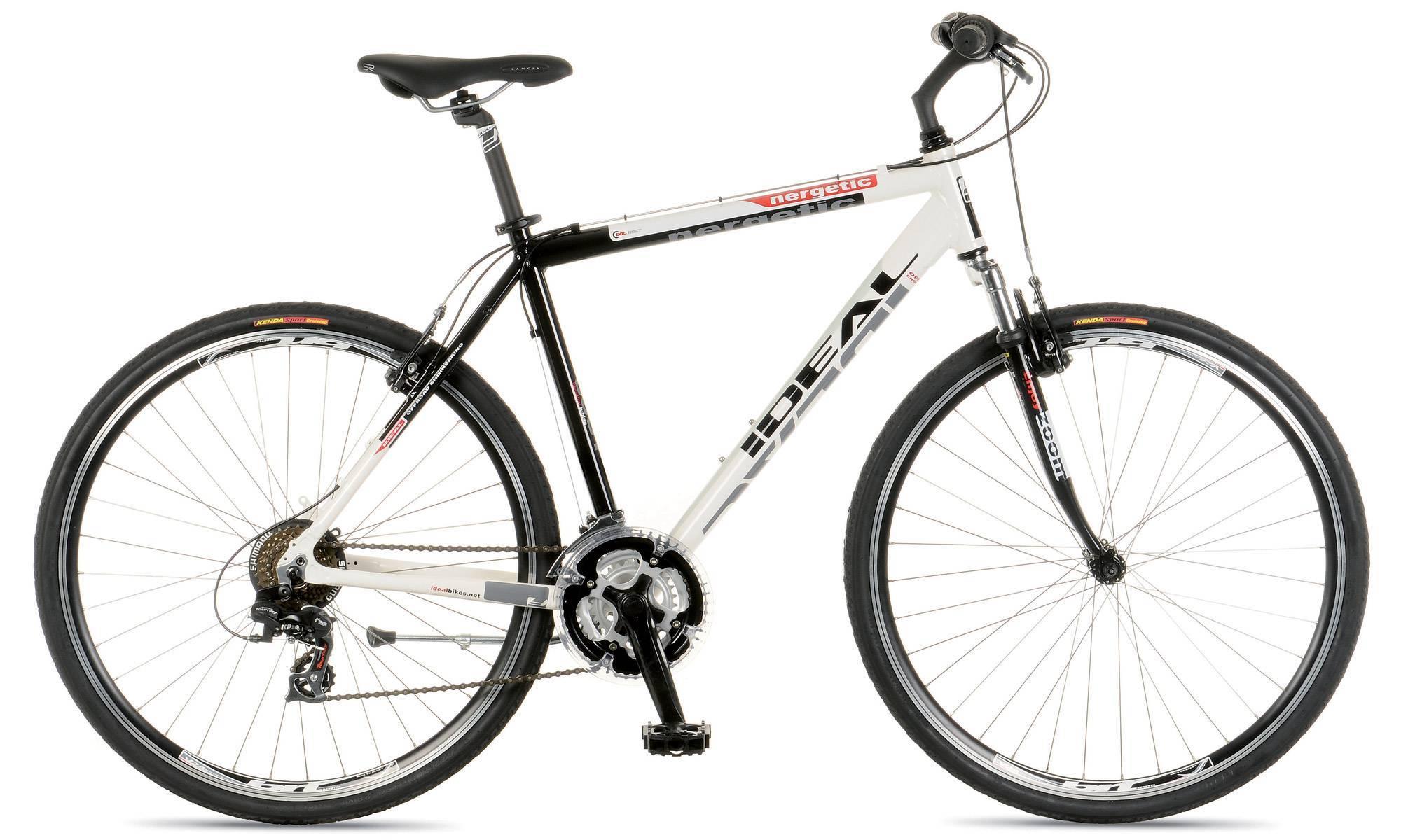nergetic trekking cross ideal bikes. Black Bedroom Furniture Sets. Home Design Ideas