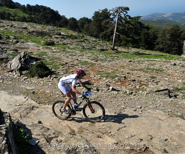 Stamoulis keep on biking