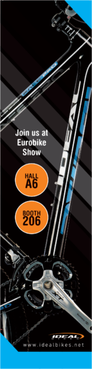 Join us at EUROBIKE 2010