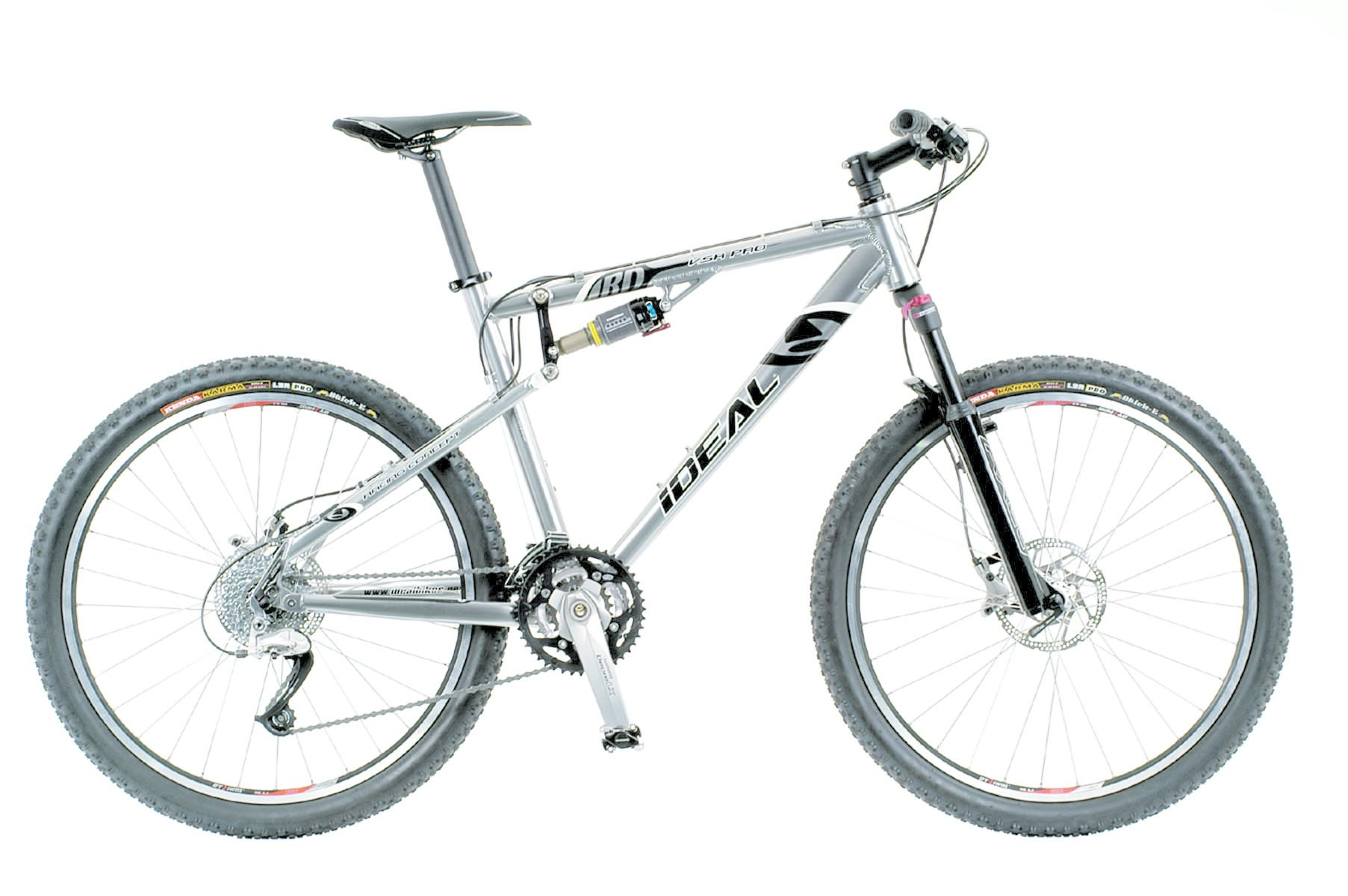 VSR PRO - FULL SUSPENSION - IDEAL Bikes